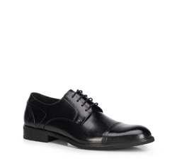 Men's shoes, black, 89-M-902-1-41, Photo 1