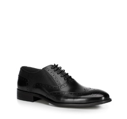 Buty męskie, czarny, 89-M-906-1-46, Zdjęcie 1