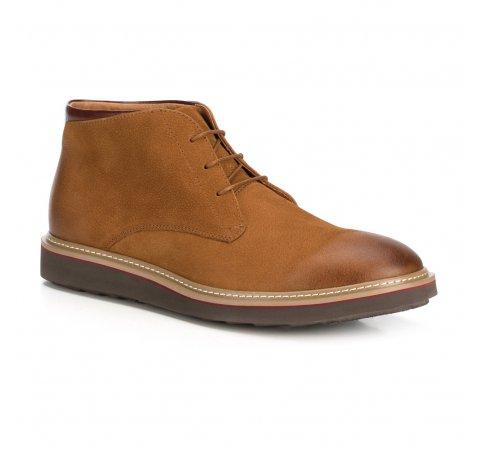 Buty męskie, Brązowy, 89-M-910-1-40, Zdjęcie 1