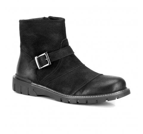 Buty męskie, czarny, 89-M-913-1-41, Zdjęcie 1
