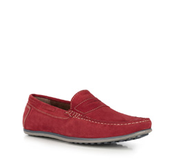 Men's shoes, red, 90-M-300-3-39, Photo 1