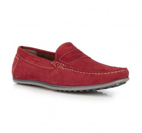Men's shoes, red, 90-M-300-3-42, Photo 1