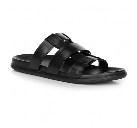 Buty męskie, czarny, 90-M-517-1-44, Zdjęcie 1