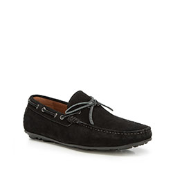 Buty męskie, czarny, 90-M-902-1-43, Zdjęcie 1