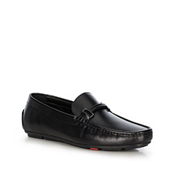 Men's shoes, black, 90-M-903-1-40, Photo 1