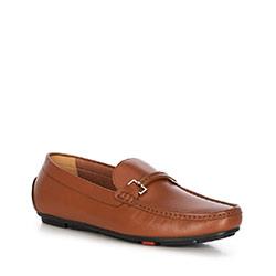 Buty męskie, Brązowy, 90-M-903-5-39, Zdjęcie 1