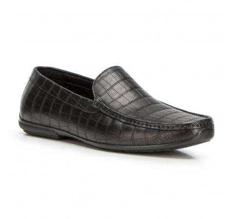 Buty męskie, czarny, 90-M-906-1-40, Zdjęcie 1