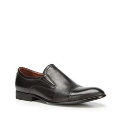 Men's shoes, black, 90-M-907-1-39, Photo 1