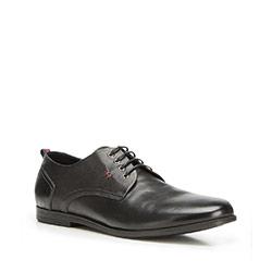 Men's shoes, black, 90-M-909-1-39, Photo 1