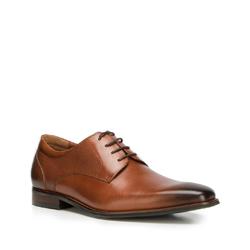 Buty męskie, Brązowy, 90-M-911-4-45, Zdjęcie 1