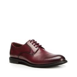 Buty męskie, bordowy, 90-M-915-2-42, Zdjęcie 1