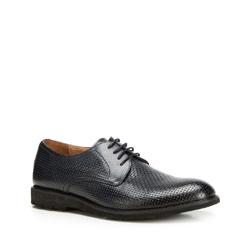 Men's shoes, navy blue, 90-M-916-7-45, Photo 1