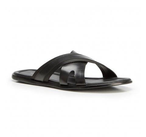 Buty męskie, czarny, 90-M-918-1-39, Zdjęcie 1