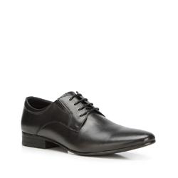 Men's shoes, black, 90-M-920-1-45, Photo 1