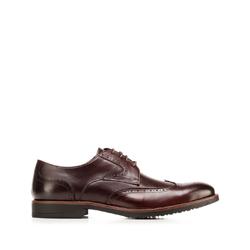 Shoes, dark brown, 92-M-907-2-39, Photo 1