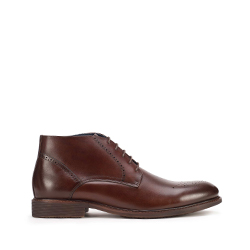 Shoes, brown, 93-M-510-4-43, Photo 1
