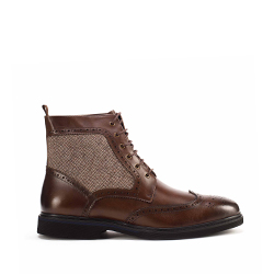 Shoes, brown, 93-M-517-4-43, Photo 1