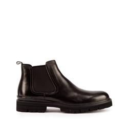 Shoes, black, 93-M-522-1-39, Photo 1