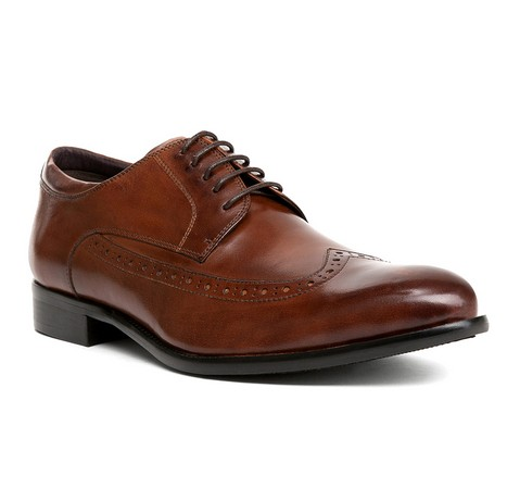 Buty męskie, brązowy, 84-M-805-4-39, Zdjęcie 1