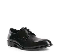 Buty męskie, czarny, 84-M-807-1-45, Zdjęcie 1