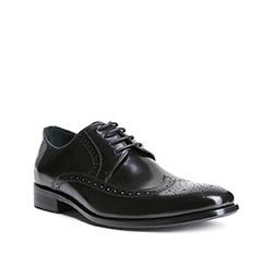 Buty męskie, czarny, 84-M-800-1-41, Zdjęcie 1