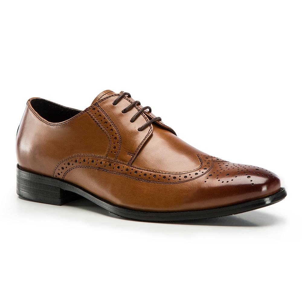 Обувь мужскаяТуфли мужские. Изготовленные по технологии Hand Madeи выполнены полностью из натуральной итальянской кожи наивысшего качества. Подошва  сделана из качественного синтетического материала. Идеальная модель для современного мужчины.<br><br>секс: мужчина<br>Цвет: коричневый<br>Размер EU: 45<br>материал:: Натуральная кожа