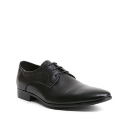 Buty męskie, czarny, 84-M-901-1-41, Zdjęcie 1