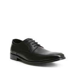 Buty męskie, czarny, 84-M-902-1-39, Zdjęcie 1