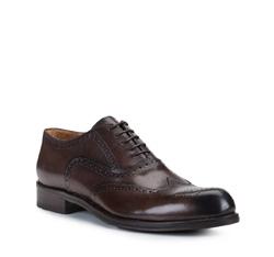 Обувь мужская Wittchen 84-M-083-4, темно-коричневый 84-M-083-4