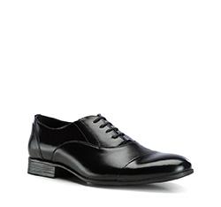 Обувь мужская Wittchen 84-M-403-1, черный 84-M-403-1