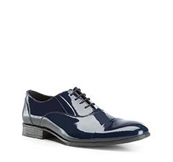Обувь мужская Wittchen 84-M-403-7, синий 84-M-403-7