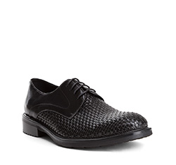 Buty męskie, czarny, 84-M-814-1-43, Zdjęcie 1