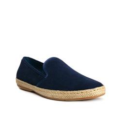 Men's shoes, navy blue, 84-M-925-7-40, Photo 1