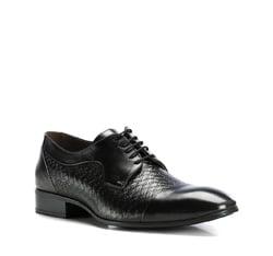 Buty męskie, czarny, 84-M-404-1-44, Zdjęcie 1