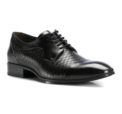 Buty męskie, czarny, 84-M-404-1-39, Zdjęcie 1