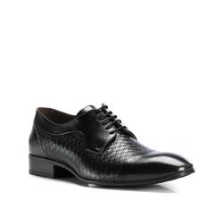 Buty męskie, czarny, 84-M-404-1-41, Zdjęcie 1