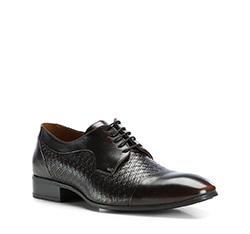 Обувь мужская Wittchen 84-M-404-4, коричневый 84-M-404-4