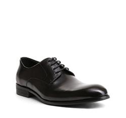 Buty męskie, czarny, 84-M-907-1-44, Zdjęcie 1