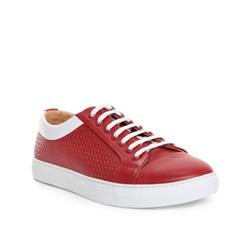 Buty męskie, czerwony, 84-M-929-3-44, Zdjęcie 1