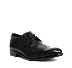 Buty męskie, czarny, 84-M-805-1-44, Zdjęcie 1