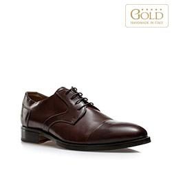 Buty męskie, brązowy, BM-B-577-4-46, Zdjęcie 1