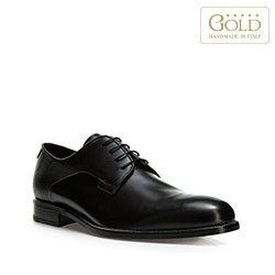 Men's shoes, black, BM-B-578-1-43, Photo 1