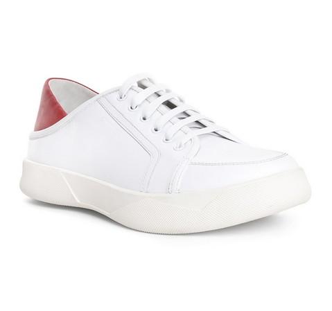 Buty męskie, biały, 84-M-933-0-39, Zdjęcie 1