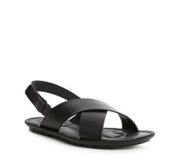 Buty męskie, czarny, 84-M-935-1-39, Zdjęcie 1