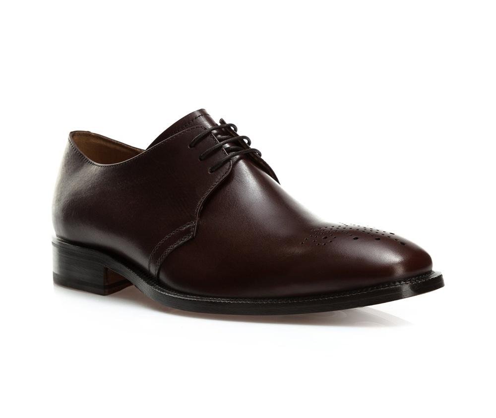 Обувь мужская Wittchen BM-B-580-4, темно-коричневый