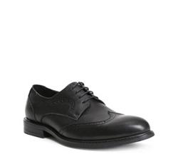 Buty męskie, czarny, 84-M-912-1-44, Zdjęcie 1