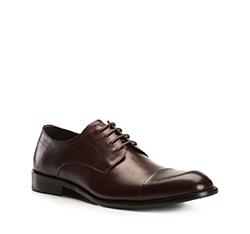Обувь мужская Wittchen 84-M-812-4, темно-коричневый 84-M-812-4