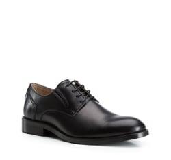 Buty męskie, czarny, 84-M-950-1-39, Zdjęcie 1