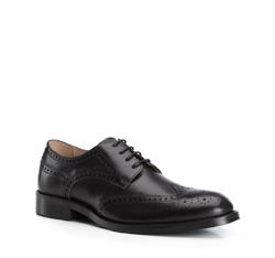 Men's shoes, black, 84-M-951-1-40, Photo 1
