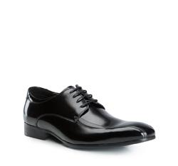 Buty męskie, czarny, 84-M-817-1-43, Zdjęcie 1